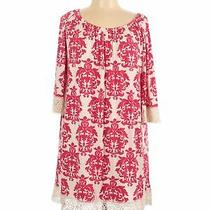 Nwt Pink Blush Women Pink Casual Dress L Photo