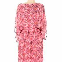 Nwt Pink Blush Women Pink Casual Dress L Petites Photo