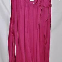 Nwt Pink Sexy Classy Shirt Top From Arden B W/open Sleeves Size M Retail 58  Photo
