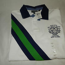 Nwt Polo Ralph Lauren Golf Club Long Sleeve Rugby Polo Xl Custom Fit Photo