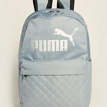 Nwt Puma Authentic Travel School Sport Women's Gray Dash Laptop Backpack Photo