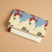 Nwt Rachel Pally Reversible Clutch Purse in Bloom - Fabfitfun - Retail 60 Photo