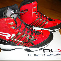 Nwt Ralph Lauren Rlx Boots Sz 11.5d Photo