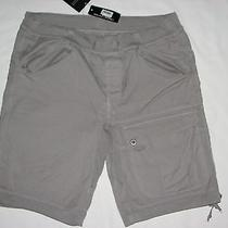 Nwt Ralph Lauren Rlx Gray Active Shorts Quartz Shorts Size L 125 New Photo