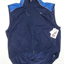 Nwt Ralph Lauren Rlx Polo Sport Cycling Mountain Biking Mens Vest Xl (S965) Photo