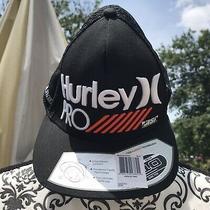 Nwt-Rare 2013 Hurley Pro Flexfit 100 Hat Photo