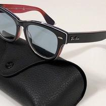 Nwt Ray Ban Mens Rb 4169 1078/62 Laramie Special Series Multilayer Sunglasses Photo