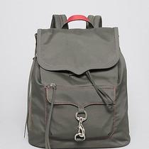 Nwt Rebecca Minkoff Backpack Bike Share Colorgray Photo