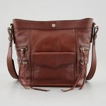 Nwt Rebecca Minkoff Dexter Bucket Hobo in Mahogany Photo