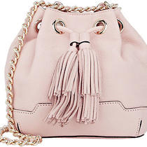 Nwt Rebecca Minkoff Quartz Leather Mini Lexi Drawstring Bucket Bag Photo