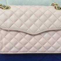 Nwt Rebecca Minkoff Quilted Mini Affair Shoulder Bag Quartz Pink Photo