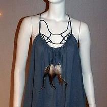 Nwt Rebecca Taylor Feather