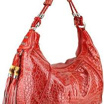 Nwt Red Hobo With Tassles Photo