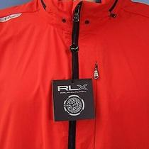 Nwt Rlx Ralph Lauren Golf Water Repellent  195 Xl Photo