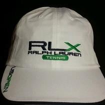 Nwt Rlx Ralph Lauren Polo Tennis Us Open 2012 Hat Cap Photo