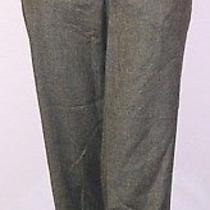 Nwt Robert Rodriguez 297 Smooth Tweed Rayon/wool-Blend Dress Slacks Pants 6 Photo