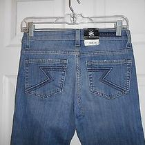 Nwt Rock & Republic Berlin Skinny Jeans Dock Rock Sz 2m Msrp 88 Photo