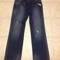 Nwt Rock & Republic Mens Jeans 32x34 'Grunge Mechanic'  Retails 88 Photo