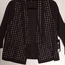 Nwt Rock & Republic 'Sunset Rebel' Jacket - Size 2 Photo