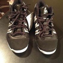 Nwt's Adidas Commander Lt Td K Athletic Boys Shoes Size 2.5 Photo