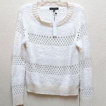 Nwt Sanctuary Anthropologie Textured Pullover Sweater S Photo
