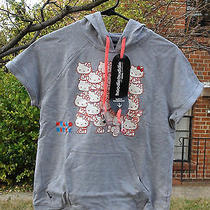 Nwt Sanrio Hello Kitty X Hoodiebuddie With Hb3 Technology - Junior's Small Photo