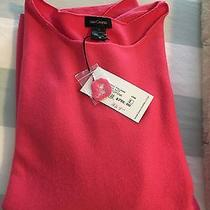 Nwt Sara Campbell Pink Cashmere Sweater S Photo