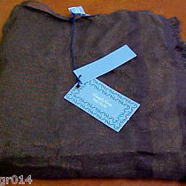 Nwt Simply Vera Vera Wang Brown Sparkle Scarf Photo