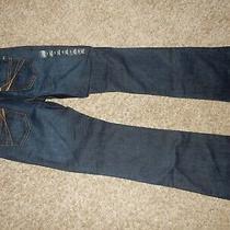 Nwt Size 1 Vintage 2006 Gap Curvy Low Rise Boot Cut Denim Blue Jeans Pants Photo