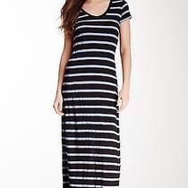 Nwt Splendid v-Neck Maxi Dress--Medium Photo
