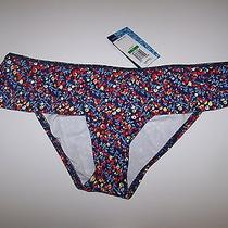 Nwt Splendid Women's Swim Bottoms Size Large Multi Color  Photo