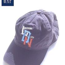 Nwt Sz. S/m Gap Unisex Baseball Hat Cap Fall City Logo London Adjustable Strap Photo