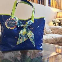 Nwt Taylor Swift Women Parfums Tote Bag Weekender Evening Purse Handbag  Photo