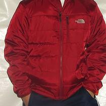Nwt the North Face Brecon Mens Jacket Size Medium Color Biking Red Msrp 150  Photo