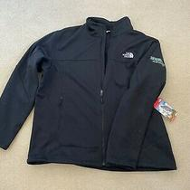 Nwt the North Face Men's Apex Canyonwall Jacket. Black Size 2xl Photo