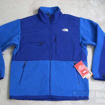 Nwt the North Face Mens Denali Fleece Jacket Size Xl Jake Blue/bolt Blue (Amyn) Photo