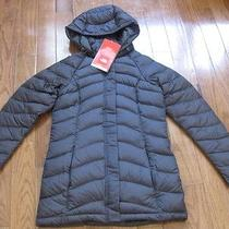 Nwt the North Face Womens Transit Down Jacket Graphite Grey Xs Photo
