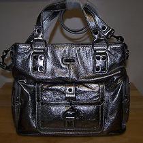 Nwt the Sak Rider Shopper Handbag in Graphite Photo