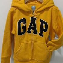 Nwt Toddler Boys Zippered Hoodie Gap Size 4t Photo