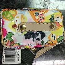 Nwt Tokidoki Lesportsac Portatelefono l'amore Phone Camera Case Photo