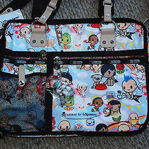 Nwt Tokidoki Paradiso Trenino Travel Computer Bag Photo
