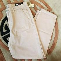 Nwt Tokyo 7 Darling Garment Dyed Blush Pink Chinos Aeropostale Womens 6 Msrp 38 Photo