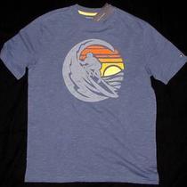 Nwt Tommy Hilfiger Boys T-Shirt L 12-14 Short Sleeve Graphic Logo Tee Crew Neck Photo