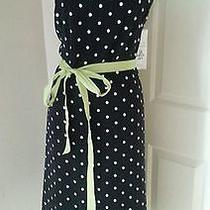 Nwt Torrid Polka Dot 50s Fit & Flare Ribbon Dress Sz 1x 14 16 Photo