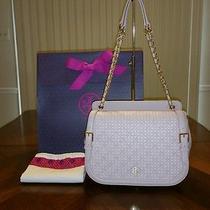 Nwt Tory Burch Bloom Quilted Shoulder Bag With Tory Gift Box Photo