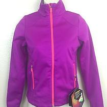 Nwt Under Armour Girls Coldgear Infrared Softshell Jacket Youth Small Photo