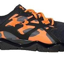 Nwt Under Armour Men Micro Monza Athletic Running Shoes Size 11.5 Black Gift Photo