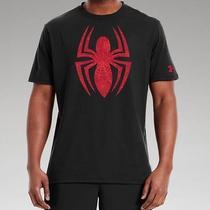 Nwt Under Armour Men's Alter Ego Spider-Man T-Shirt 1250538 Xl Marvel Comics Photo