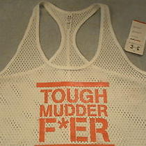 Nwt Under Armour Tough Mudder Mesh Racerback Tank  Medium or Large  Msrp 35 Photo
