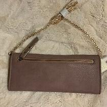 Nwt Urban Expressions Blush Pepper Vegan Leather Envelope Chain Clutch Msrp 50. Photo